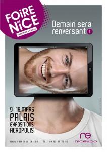 FOIRE DE NICE 2013 : David COHEN et FUTURTECH, une émotion puissante qui oriente toute la conduite…