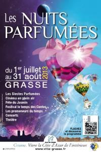 «Les Nuits Parfumées de Grasse 2013  »  …