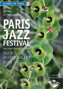 Jazz : Tous les grooves sont dans la nature avec «la 19ème édition du Paris Jazz Festival !»  …