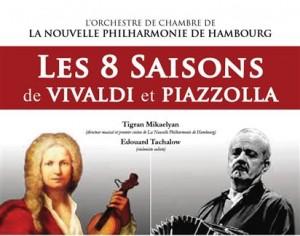 Nice : «Harmonia Mundi» accueille «la Nouvelle Philharmonie de Musique de chambre de Hambourg»…