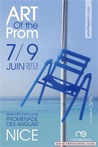 Nice : Inauguration du Salon «Art Of The Prom», le nouveau rendez-vous d'Art Actuel de la Côte d'Azur…
