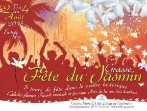 Grasse : 65 ème anniversaire de la «Fête du Jasmin»…