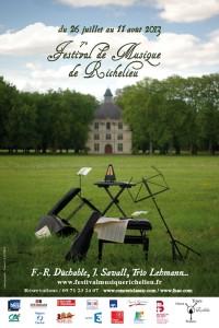 Richelieu (37) Indre-et Loire : «7 ème édition du Festival de Musique »  …