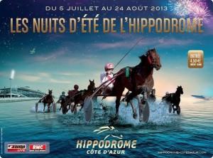 Hippodrome Cagnes sur Mer : «Programme des Meetings d'Eté 2013…»