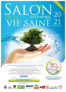 Guillaumes : «Salon de la Vie Saine » …