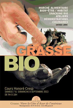 18 ème Edition de «BIOGRASSE » …