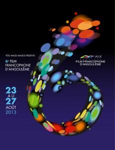 «6 ème Festival du Film Francophone d'Angoulême » …