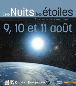 Les Nuits des Etoiles 2013: «MONTPARNASSE 56 sous la plus belle toile du monde » …