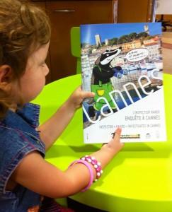 «L'Inspecteur Rando» découvre Cannes…