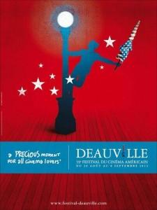 Deauville:  «Festival du Film Américain 2013 » …