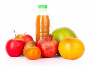 Le Jus de fruits «Maison»…