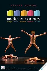 Cannes : Festival de danse 2013-2014 «Compagnie Meditango» : «Mujeres et si Dieu était une femme ?»…