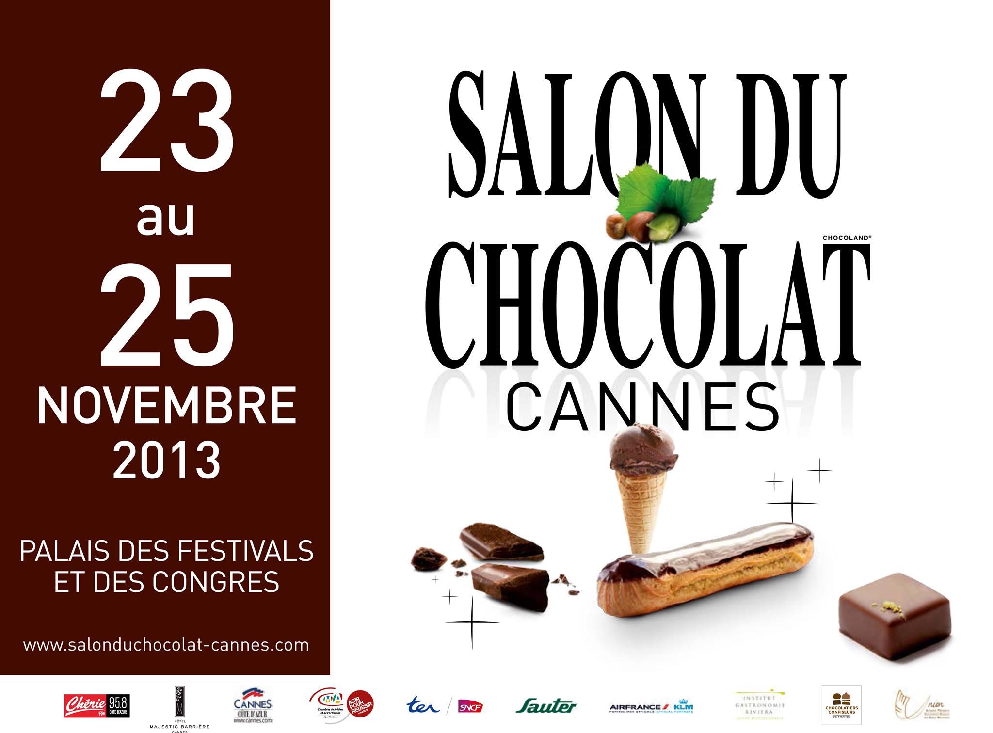 salon du chocolat 2013 cannes presse alpes maritimes