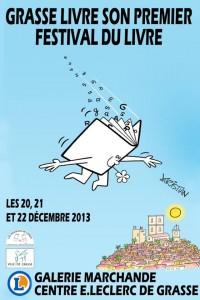 Grasse : «1er Festival du Livre»…