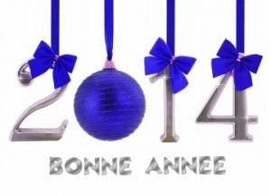 LES BONS VŒUX DE REGINA POUR L'ANNÉE 2014…