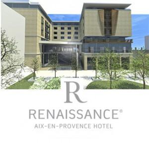 Aix-en-Provence : «Ouverture de l'Hôtel Renaissance» …