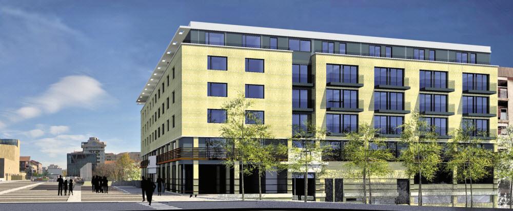 Aix en provence ouverture de l h tel renaissance for Hotels 2 etoiles aix en provence