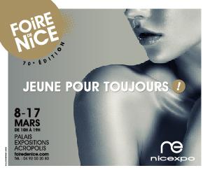 «La Foire Internationale de Nice : 70 ans, toujours jeune !»