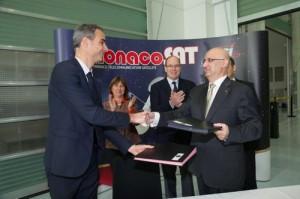 «SSI-Monaco et Monaco Telecom signent un protocole d'accord»…