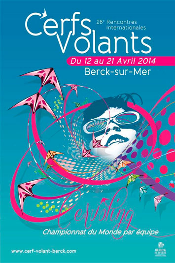 Rencontre internationale cerf volant berck 2018