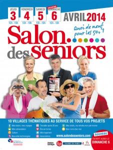 Paris : «La 16ème édition du Salon des Seniors ouvre ses portes au public » …
