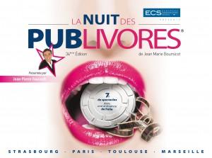 «La Nuit des Publivores revient en 2014 ! » …