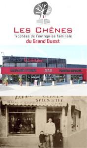 Rennes : «La Biscuiterie Bretonne» sélectionnée aux «Trophées des Chênes du Grand Ouest 2014 » …