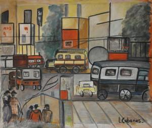 Tourrette-Levens : «Exposition Léa CABANES» …