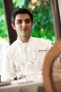 «Le Chef Rémi Chambard décroche une étoile au Guide Michelin pour le restaurant Les Étangs de Corot » …