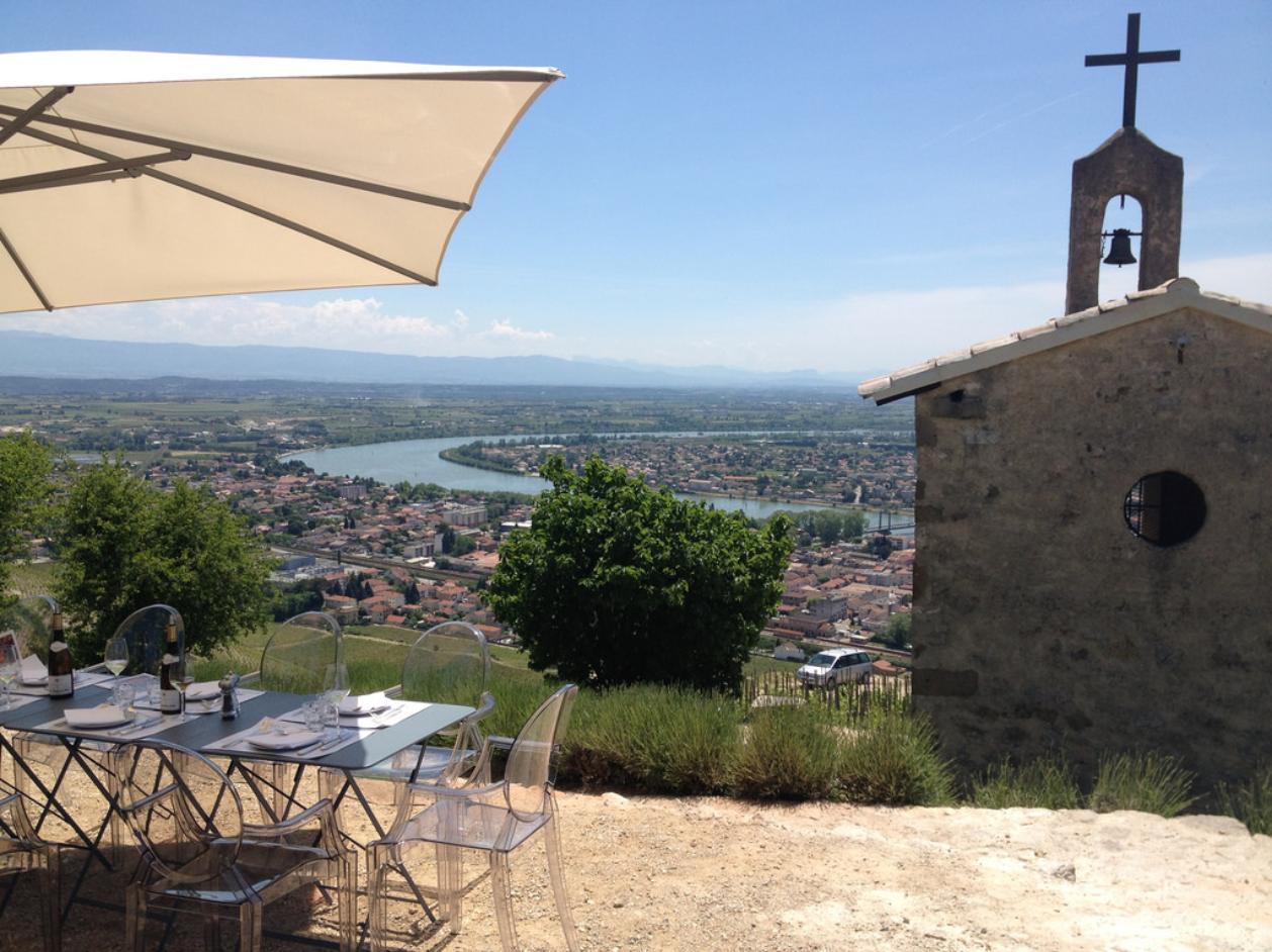 Hermitage-Tournonais : Un peu, beaucoup de Drôme et d'Ardèche…