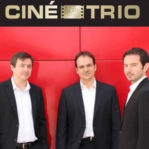 Paris : «Ciné-Trio» en concert…