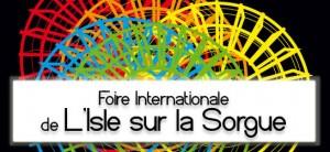 «96 ème Foire Internationale Art & Antiquités de l'Isle-sur-la-Sorgue, Brocante, Art et Décoration en Provence pour Pâques » …