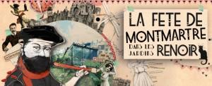 Paris : Le Musée de Montmartre vous accueille pour la Fête de Montmartre dans les Jardins Renoir !