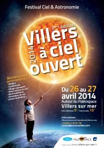 Villers-sur-Mer (14) : Un festival dédié à l'Astronomie et au Ciel…