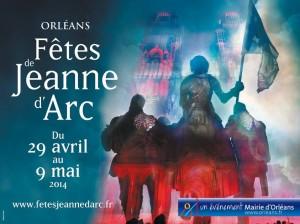 Orléans (45): «585 èmes Fêtes de Jeanne d'Arc » …