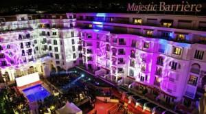 Festival de Cannes 2014 : L'Hôtel Majestic Barrière et sa nouvelle Plage attendent les festivaliers du 14 au 25 mai 2014…
