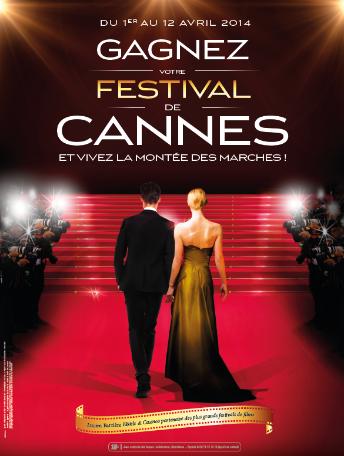 Cannes : Hôtels & Casinos du Groupe Barrière, « Gagnez votre Festival du Film »…