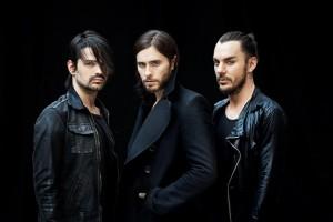 Cannes : concert exceptionnel sur la terrasse du Palais des Festivals du «Groupe Thirty Seconds to Mars le phénomène Rock » …