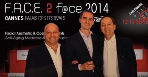 Cannes : F.A.C.E. 2 f@ce 2014 : repousser les marques du temps du 12 au 13 septembre 2014…