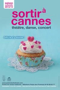 Cannes : L'édition 2013-2014 de la Saison culturelle Sortir à Cannes s'est achevée le 30 avril 2014 par une belle réussite…