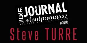 Jazz Paris : «Steve TURRE» sur la scène du «Petit Journal Montparnasse»…