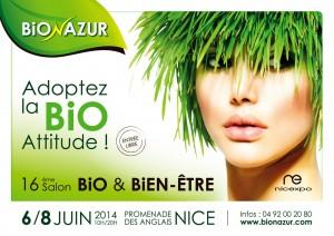 Nice : «Salon Bionazur 2014 » …