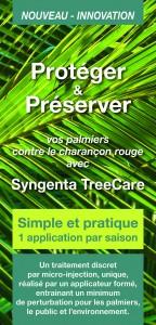 Roquebrune sur Argens : «Tropicana Flore» signe un contrat avec «Syngenta°» pour assurer les traitements préventifs les plus efficaces pour les Palmiers…