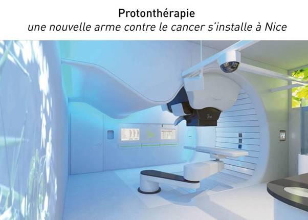 Nice : «Le Centre Antoine Lacassagne» s'équipe du «1er SynchroCyclotron SupraConducteur en Europe pour la Protonthérapie de Haute Energie » …