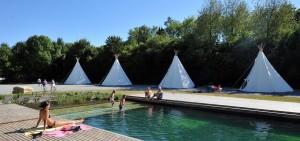 En Mayenne (53), les cabanes jouent l'insolite…