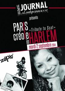 Paris Jazz: Le Petit Journal Montparnasse présente «Paris Créole in Harlem»…
