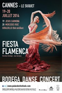 Cannes : Fiesta Flamenca…