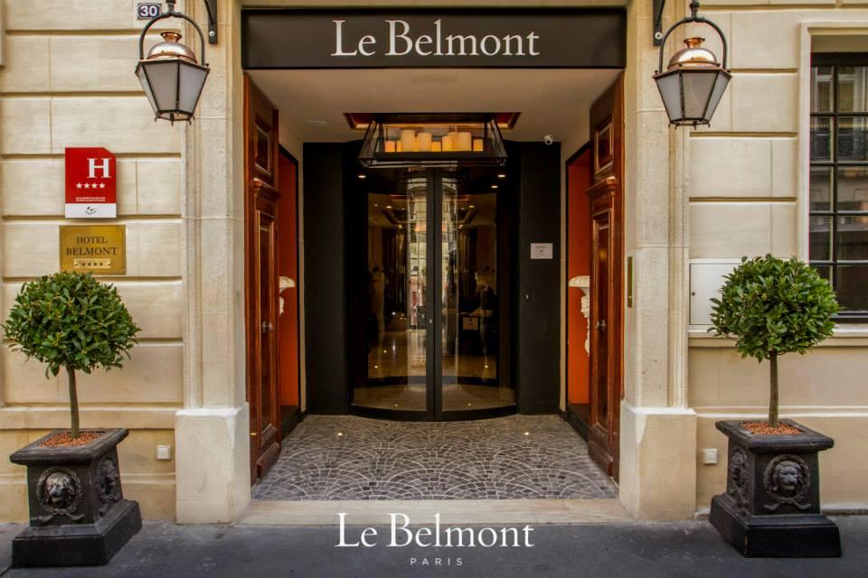 Paris le bar du belmont ambiance club priv anglais - Alexandre danan architecte ...