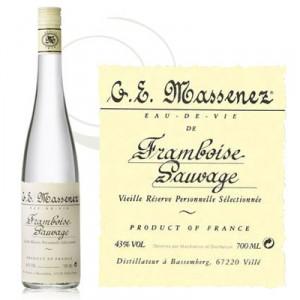 Une nouvelle médaille d'Or pour «la Framboise Sauvage de la Distillerie Massenez»…