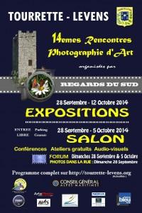 Tourrette-Levens : «14èmes Rencontres Photographie d'Art»…